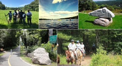 Post image for Trailblazers offer bike trip, boating, horseback riding, and more hikes for active seniors