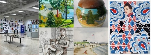Post image for Art galore: Upcoming exhibitions & receptions to note