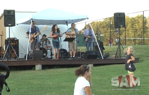 Post image for Summer Concert Series:  Hit the Bus plays Wednesday night