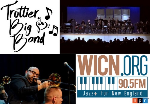 Post image for Trottier's Big Band: Swingin' on the radio Sat; Evening of Jazz – June 11