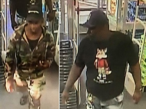 Post image for Police seeking suspects in alleged Walgreens robbery