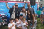 beach house winners with Mix radio personalities