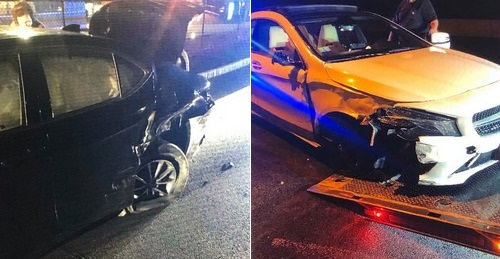 Post image for Police & Fire update: Driver accused of trying to flee DUI crash in an Uber, more training, and police logs