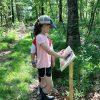 Chestnut Hill Farm Storywalk from June 2019