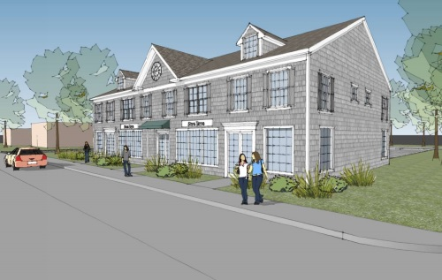 Post image for Planning Board hearings: Clark Field lighting, 2 East Main St mixed use, and Fayville Hall renovations
