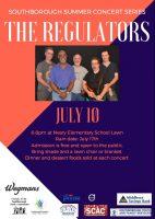 THE REGULATORS flyer