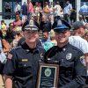 OfficerJohn Vosikas Academy graduation (from Facebook)