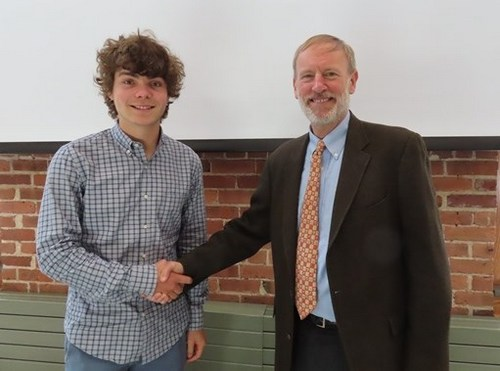 Post image for Southborough's Matt Walsh named National Merit Scholar