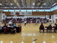 ARHS Girls Volleyball opener 3-0 Marlborough