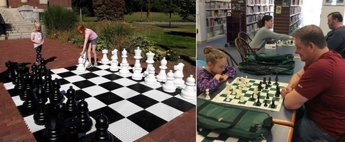 Post image for Library going in big on Chess