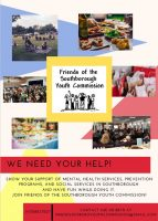 Friends of Youth Commission Flyer