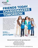 Girl Scouts info night