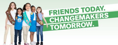 Post image for Girl Scouts registration night is September 12th