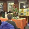 Kim Larkin at Southborough Library St Patricks Day 2018 from SAM video