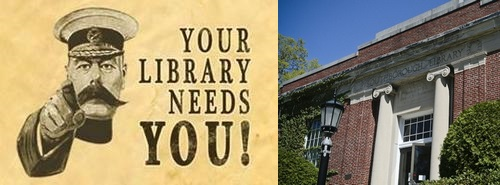 Post image for Library Trustees seek new member (Updated)