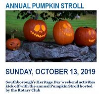 Pumpkin Stroll announcement 2019 cropped