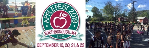 Post image for Applefest weekend in Northborough: Thurs-Sun