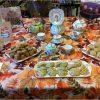 Tea infused baked goods display (from Klassic Kreations website)