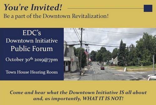 Post image for Downtown Initiative Forum – October 30th