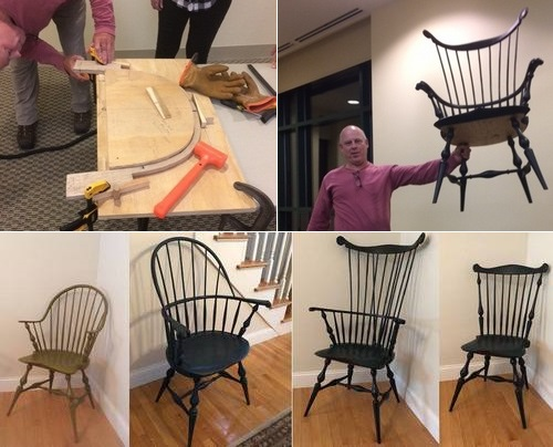 Post image for Windsor Chair making at the Library – November 9