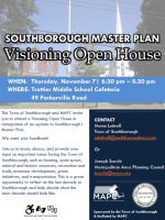 Master Plan Visioning Open House