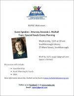 NSPAC Nov 6 flyer