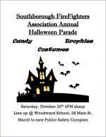 SFA Halloween Parade
