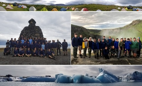 Post image for Troop 1 is eager to talk about its Iceland adventure