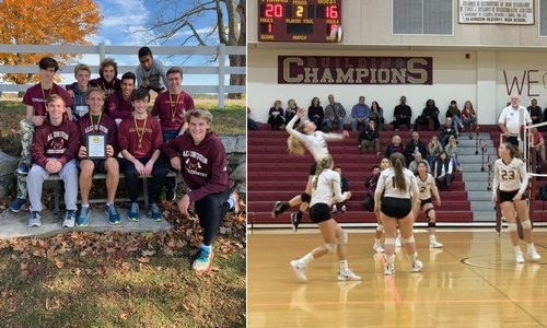 Post image for This week in sports: Golf and Boys XC are League Champs; Field Hockey heading to Central Qtr Finals