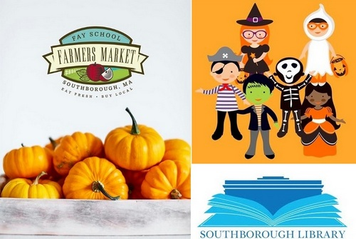 Post image for Fay's last Farmer's Market to host Library Halloween parade and party – October 26 (Updated)