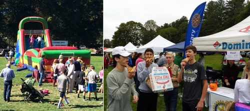 Post image for Heritage Day fun on the field: Inflatables, food trucks, and booths worth checking out