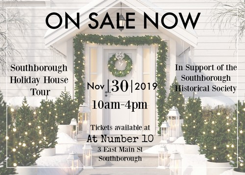 Post image for Holiday House Tour fundraiser for SHS to include Burnett Chapel