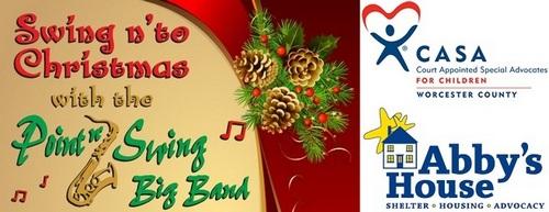 Post image for Swing n' Christmas: Big Band benefit concert – December 22nd