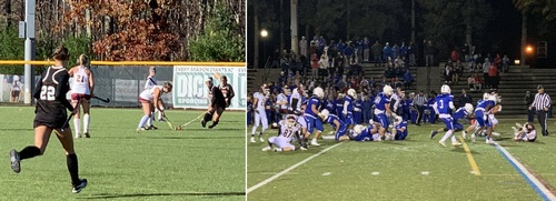 Post image for Post-season Update: Field Hockey in Central MA Semis; Football fails to make playoffs
