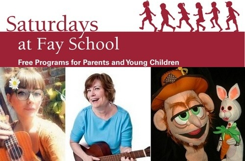 "Post image for ""Saturdays at Fay"" invites young kids to ""Singalong"" Nov 16"