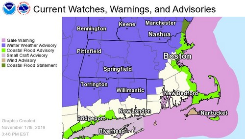 Post image for Weather Advisory: Freezing rain may continue into morning commute