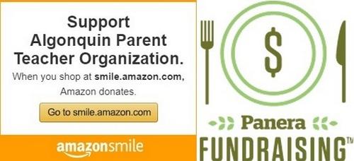 Post image for APTO Update: Amazon Smile & Panera night