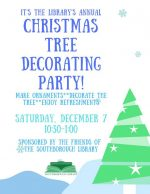 Christmas Tree Decorating Party