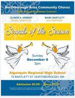 NACC Sounds of the Season flyer