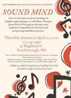 SYFS Sound Mind workshop series