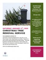 Tree Pickup Flyer