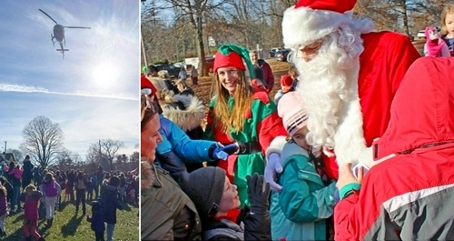 Post image for Weekend at a Glance: Santa Day, Kids Shop and other holiday celebrations and sales