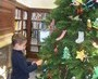 Library Tree Decorating Party