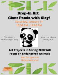 Drop-in Art flyer - Jan 2020
