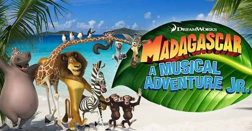 """Post image for Trottier students to perform """"Madagascar – A Musical Adventure JR."""" – Friday and Saturday"""