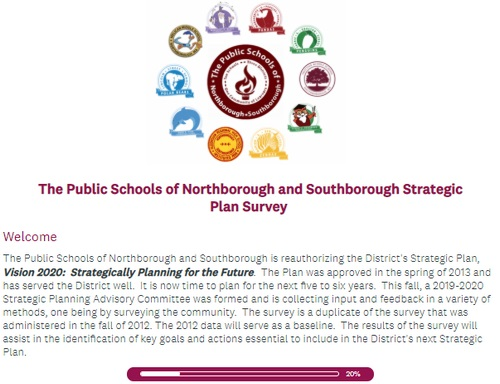 Post image for Community invited to schools' Strategic Planning forums starting tonight & to answer survey