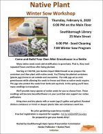 Seed Workshops - Feb 6