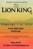 Neary Lion King poster