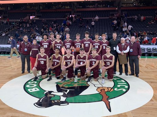 Post image for This week in sports: Gonk Boys Basketball wins 3rd straight invitational at TD Garden