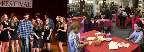 Post image for Weekend at a Glance: Wick Choral festival, Library Valentine's party, and Symphony concert